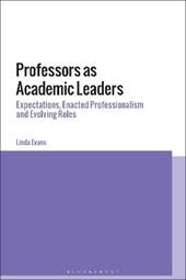 Professors as Academic Leaders