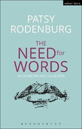 The Need for Words | Patsy Rodenburg |