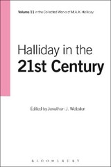 Halliday in the 21st Century | M. A. K. Halliday |