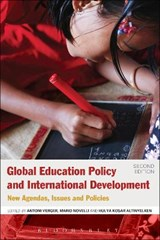 Global Education Policy and International Development | Antoni Verger |