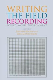 Writing the Field Recording
