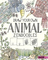 Draw Your Own Animal Zendoodles | Abby Huff |