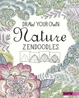 Draw Your Own Nature Zendoodles | Abby Huff |