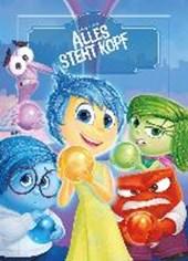 Disney Buch zum Film - Alles steht Kopf