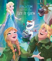 Disney Frozen Magic of the Northern Lights Let It Glow