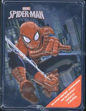 Disney Spiderman Happy Tin