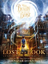Disney Beauty and the Beast Lost in a Book | Jennifer Donnelly |