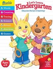 The Learnalots Let's Learn Kindergarten