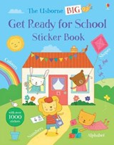 Big Get Ready for School Sticker Book | Jessica Greenwell |