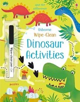 Wipe-Clean Dinosaur Activities | Kirsteen Robson |