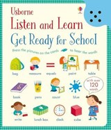 Listen and Learn Get Ready for School | Holly Bathie |