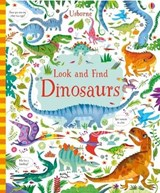 Look and Find Dinosaurs | Kirsteen Robson |