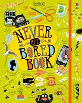 Never Get Bored Book | James Maclaine |