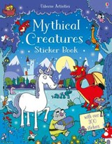 Mythical Creatures Sticker Book | Kirsteen Robson |