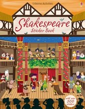 Shakespeare Sticker Book | Rachel Firth |