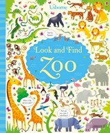 Look and Find Zoo | Kirsteen Robson |