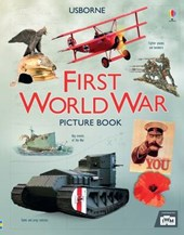First world war picture book | Henry Brook |