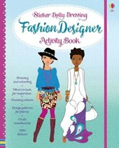 Sticker Dolly Dressing Fashion Activity Book
