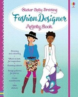 Sticker Dolly Dressing Fashion Activity Book | Fiona Watt |