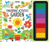 Fingerprint Activities Garden | Fiona Watt |