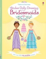 Sticker Dolly Dressing Bridesmaids | Lucy Bowman |