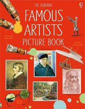 Famous artists picture book |  |