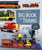 Big Book of Trains | Megan Cullis |