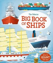 Big Book of Ships | Minna Lacey |