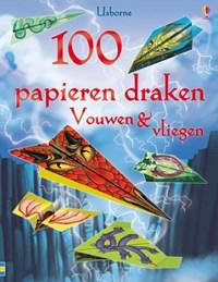 100 papieren draken Vouwen & Vliegen | auteur onbekend |