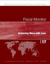 Fiscal Monitor, April | International Monetary Fund |