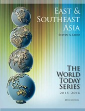 East and Southeast Asia 2015-2016 | Steven A. Leibo |