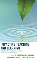 Impacting Teaching and Learning | Elizabeth Hope Dorman |