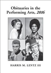 Obituaries in the Performing Arts,