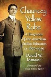 Chauncey Yellow Robe