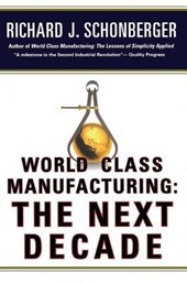 World Class Manufacturing the Next Decade