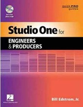 Studio One for Engineers & Producers [With DVD ROM]