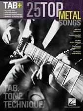 25 Top Metal Songs