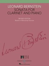 Sonata for Clarinet and Piano |  |