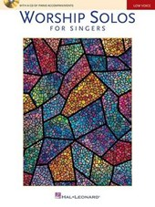 Worship Solos for Singers