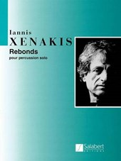 Rebonds Part A and Part B for Percussion (1987-1989) |  |