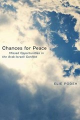 Chances for Peace | Elie Podeh |
