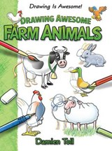 Drawing Awesome Farm Animals | Damien Toll |