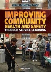 Improving Community Health and Safety Through Service Learning