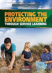Protecting the Environment Through Service Learning