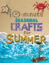 10-Minute Seasonal Crafts for Summer | Annalees Lim |