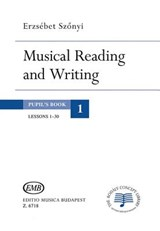 Musical Reading & Writing - Exercise Book Volume | auteur onbekend |