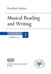 Musical Reading & Writing - Exercise Book Volume