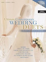 Ultimate Contemporary Wedding Duets |  |