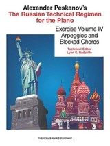 Alexander Peskanov's Russian Technical Regimen for the Piano |  |