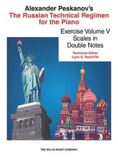 Alexander Peskanov's The Russian Technical Regimen for the Piano